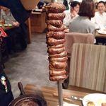 シュラスコ&ビアバー GOCCHI BATTA - コラソン(鶏ハツ)
