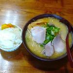 63807679 - 白味噌ラーメン   ¥720
