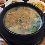 キムチのミズノ - サムゲタンスープ