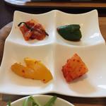 キムチのミズノ - 白菜 胡瓜 大根 沢庵のキムチ