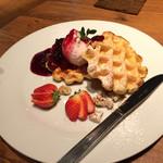 kawara CAFE&DINING - ワッフルベリー