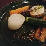 ビストロ クール - 焼き野菜