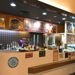 café ラ・ネージュ - 注文カウンター