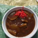 下辰 - 料理写真:カレー丼(^∇^)♪