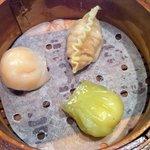 chuugokusaikanshien - 飲茶三種