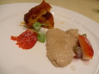ビルーチェ - デザート2種