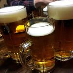 よっちゃん - 生ビール大とノンアル!