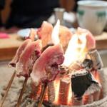 Yanagiya - 料理写真:猪のロース