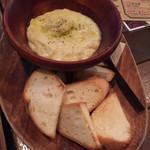 イザカヤ キャリフォルニア -  ・黒トリュフ風味のマッシュポテト