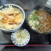 更科 - 料理写真:天丼定食
