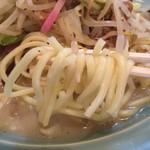 CAVOLO - ちゃんぽん(800円)麺リフト