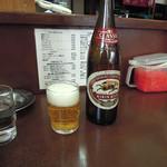 63813491 - 大瓶ビール650円