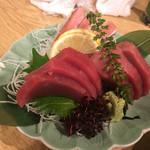 鮨 だり半 - マグロ3種盛り
