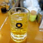 福ちゃん - 緑茶ハイ350円