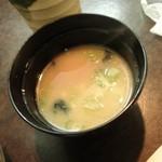 63814185 - 味噌汁