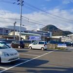 宮川製麺所 - [2017/02]広めの駐車場が完備されています。
