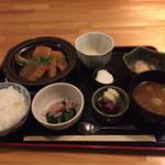 かわはら - 魚 カレイみぞれ煮 ¥950