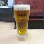 奴寿司総本店 - 生ビール