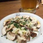 トリッパイオ - 昼ビーとマッシュルーム