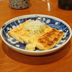 蕎麦 ろうじな - 京揚げ焼き