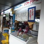 銀閣寺キャンデー店 - 昭和感たっぷりのお店です