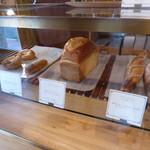 ナカガワ小麦店 - もう残り少なくなっていました