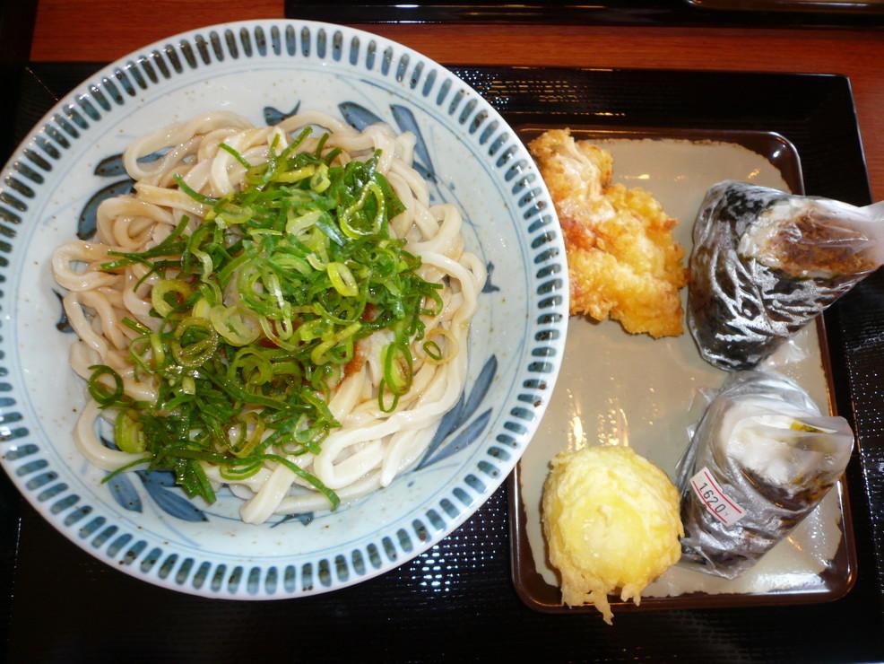 香の川製麺 和歌山次郎丸店