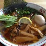 じげん - パイカ中華そば(醤油)850円