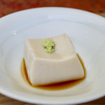 仲佐 - ■胡麻豆腐