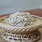 仲佐 - 石挽き蕎麦です。