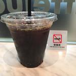 Caffe Luca - 禁煙席でアイスコーヒーを飲んだのだ