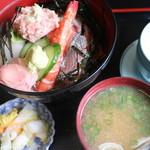幸寿司 - 日替わり丼