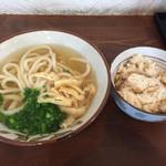 讃岐うどん河野 - 料理写真: