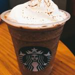 スターバックス・コーヒー - ドリンク写真:ダーク モカチップ フラペチーノ♪♪