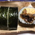 檜垣 - 椎茸と出汁巻たっぷりの巻き寿司