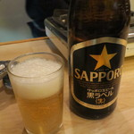 博多屋 - 瓶ビール