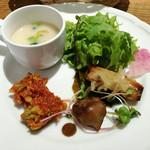 イタリア料理 小西屋 - 前菜プレート