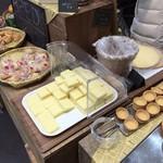 加賀フルーツランド - スポンジケーキ、クレープ、タルト、パン
