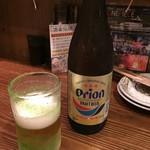 63827492 - 170204土 沖縄 三線の花 オリオンビール