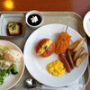 ホテルサーブ - 料理写真:朝食バイキング