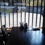 右楽 - テーブル席