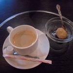 ちゃんこ一番 - デザート&コーヒー