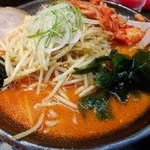 ひむろ - キムチチャーシュー麺