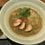 麺や いま村 - 鶏煮干しらぁめん(醤油)