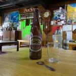 日野出食堂 - ドリンク写真:大ビン