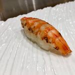 すし暁 - 車海老