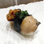 すし暁 - 牡蠣