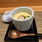 すし暁 - 茶碗蒸し