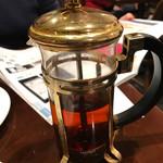 コーヒープラザ 壹番館 - 紅茶のティーサーバー