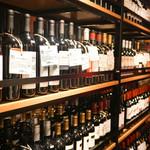 ワイン渡辺。 - ワインは豊富